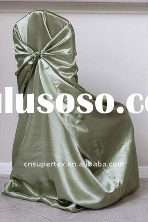 2012 Fashion Chair cover polyester fabric