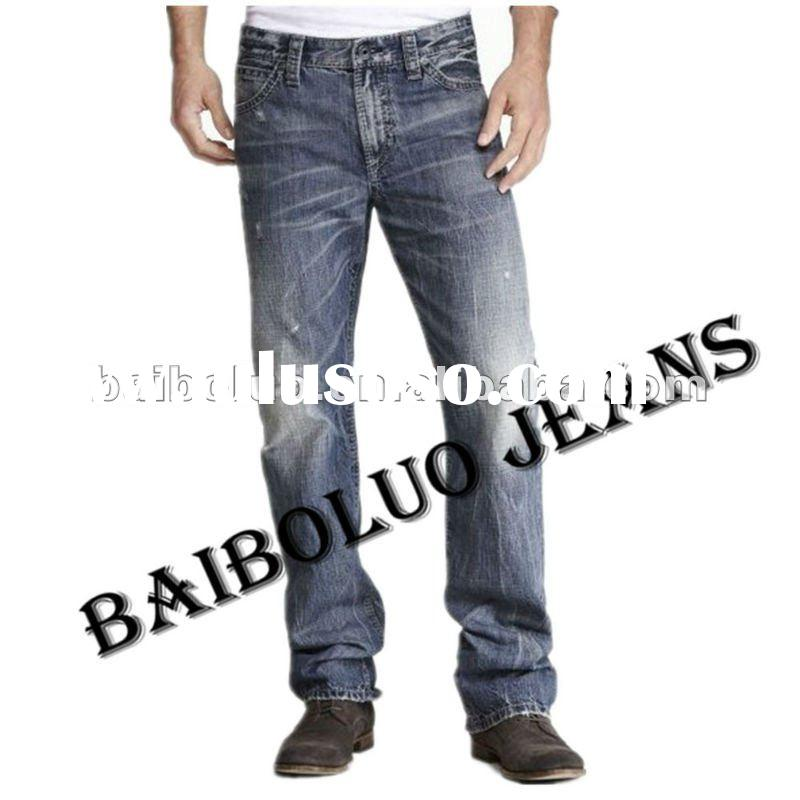 2012 New Style Stitches Brand Jeans High Quality Jeans Men(GKCM089)
