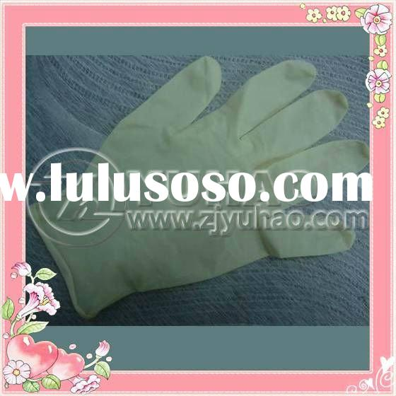 2012 Newest Medical Disposable Latex Gloves in Cheap Price