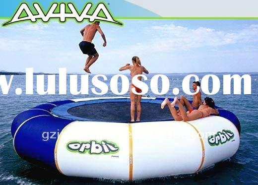 2012 new design water trampoline with best prices