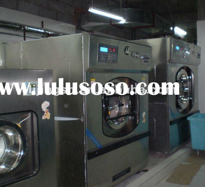 20kg professional industrial washing machine 20kg washing machine(laundry washer extractor)