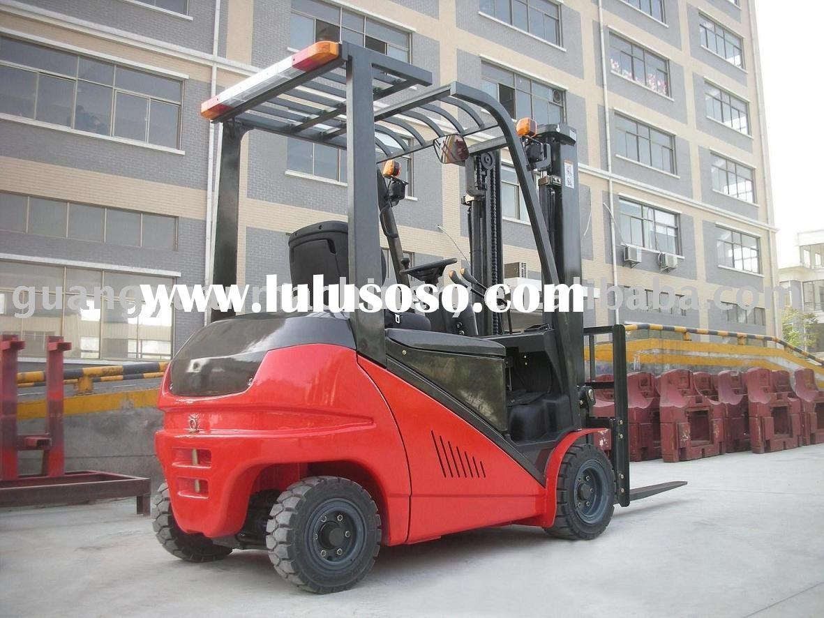 2.0Ton Electric Forklift Truck With GE Controller CE Approval