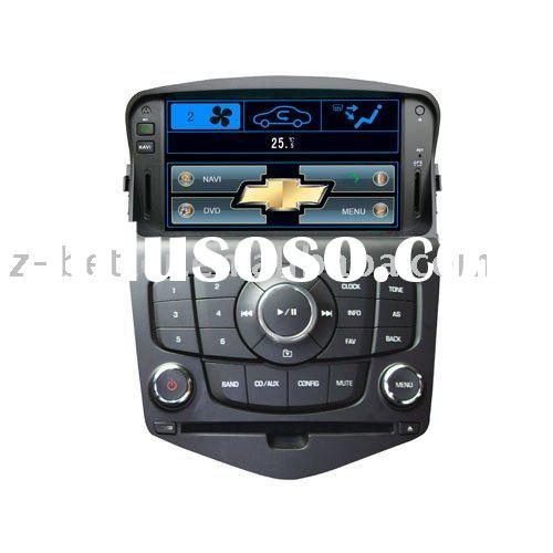 2 din Chevrolet Cruze Car DVD with GPS navigation , RDS , Bluetooth . Ipod ( Hight quality , High so