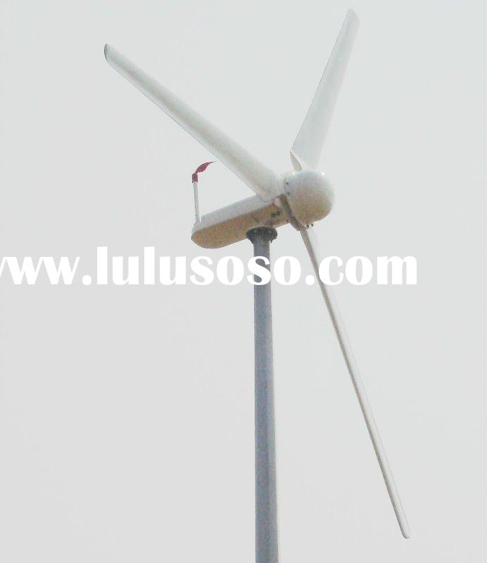 3KW wind power generator/wind turbine generator/alternative energy generator