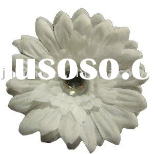 "3"" new gerber daisy flower head/hair accessory HYL06572"