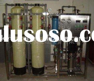 500L/H reverse osmosis water treatment system