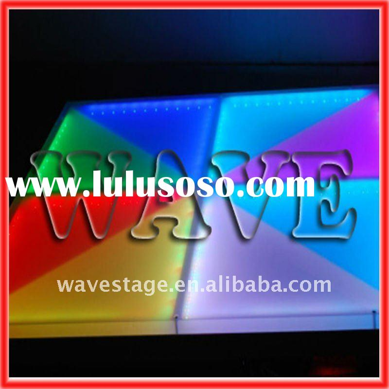640pcs leds used dance floor for sale WLK-1-1