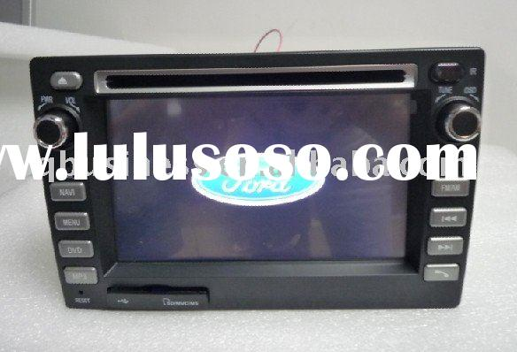 6.5'' Ford Ecosport car dvd player with gps, compatible with original steering wheel