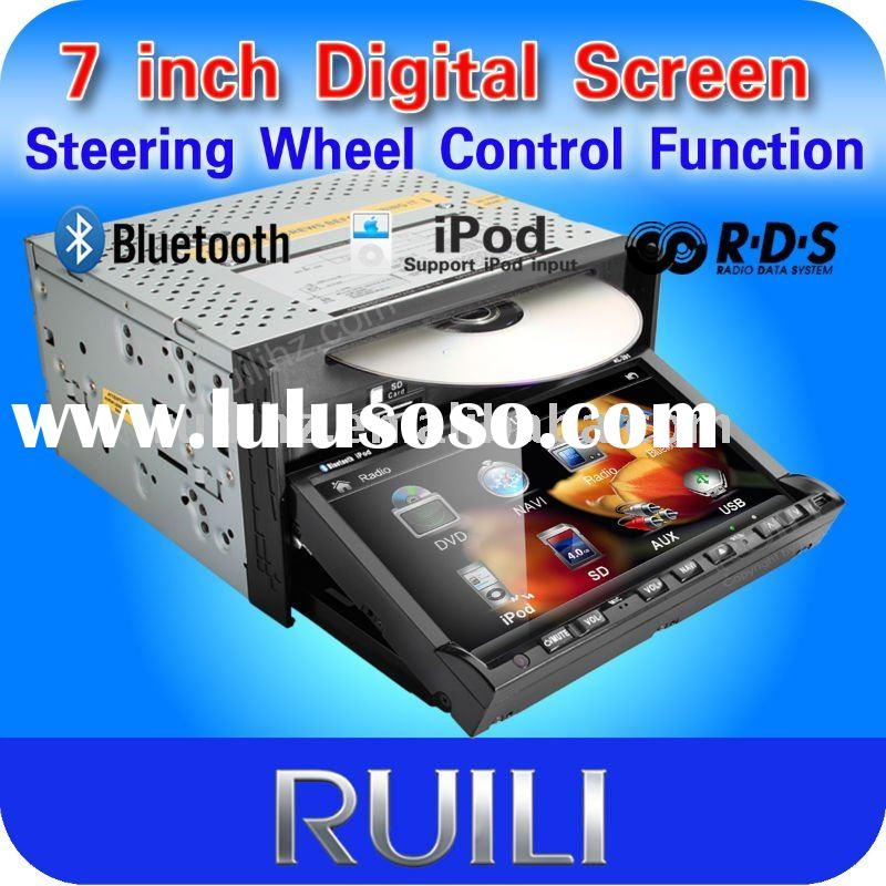 "7"" Digital touchscreen/ Bluetooth/ TV/ USB/ SD/ RDS/ Steering wheel control /iPod/3D display/ l"
