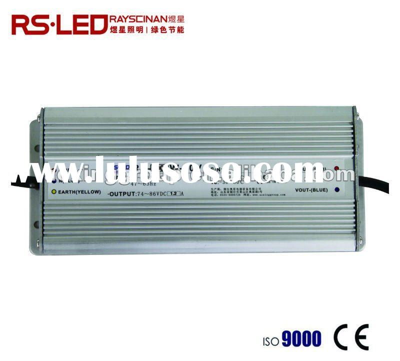 90W 220V Constant Current led tube driver led dali driver