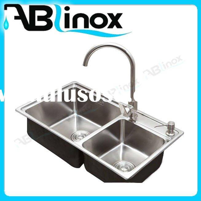 ABLinox stainless steel kitchen sink kitchen