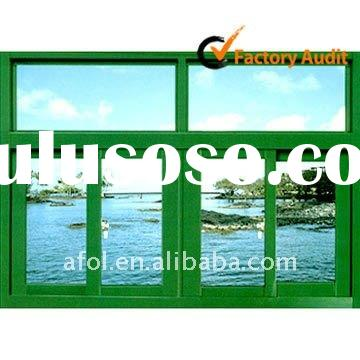 AFOL-AW201 Aluminum windows Sliding windows