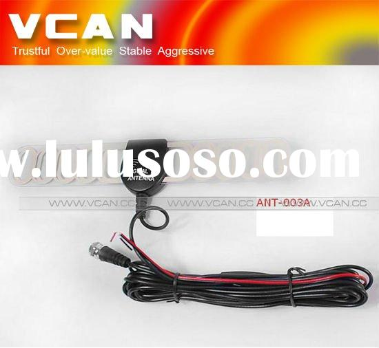 ANT-003A car digital TV antenna indoor DVB-T aerial 25DB booster