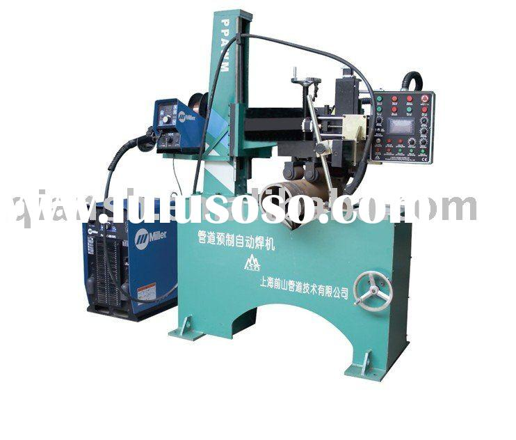 AUTOMATIC WELDING MACHINE;PIPE WELDING MACHINE;AUTOMATIC WELDING MACHINE FOR PIPE FABRICATED OF ROOT