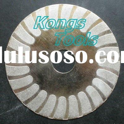 Abrasives: Diamond Abrasive Disc