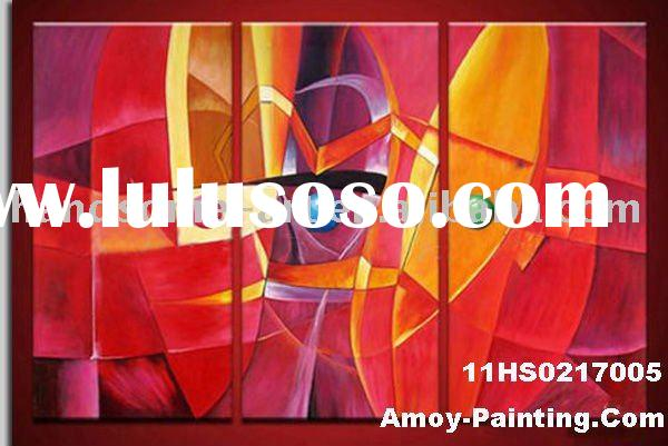 Abstract Wall Painting Designs