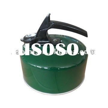 Aluminium whistling water kettle