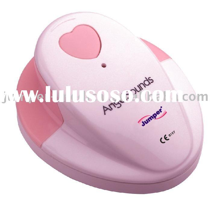 Angel sounds Home care fetal detector Sonotrax Lite Fetal Heart Doppler detector Prenatal Baby Monit