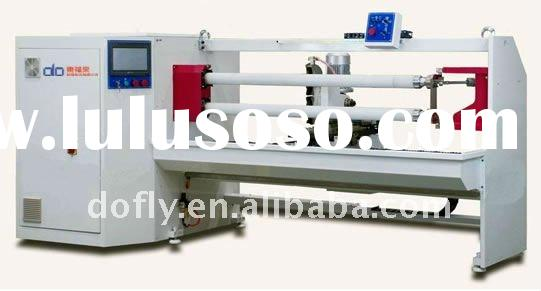 Auto tape cutting machine /auto tape slitter /cutting machine /stretch film cutting machine /masking