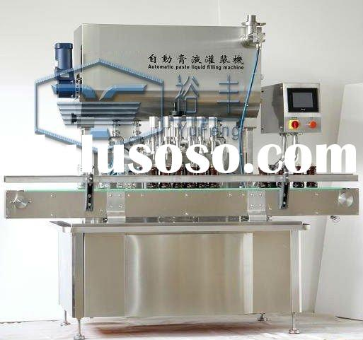 Automatic liquid filling/making machine/liquid filler