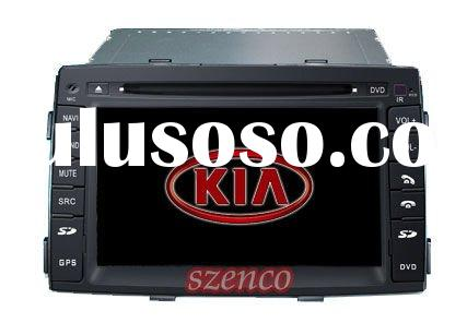 Autoradio KIA sorento car dvd player with auto gps navigation radio & video system