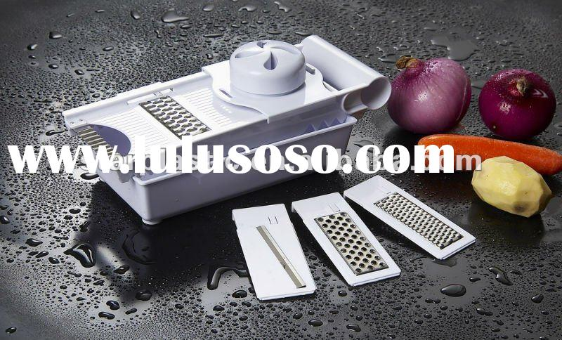 BPA free Hot sale 7 in 1 kitchen grater plastic kitchen vegetable grater multi purpose grater mini w