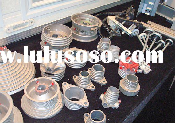 Baixin Garage Door Springs Parts Track & Rollers