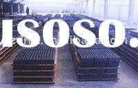 Bamboo Pallet for Full Automatic Block Machine, Brick Machine, Concrete Block Machine