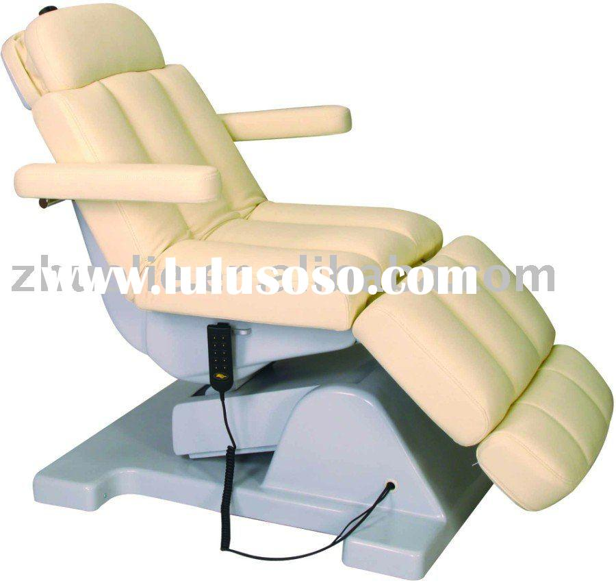 Electric beauty bed day spa salon furniture electric for Beautician furniture