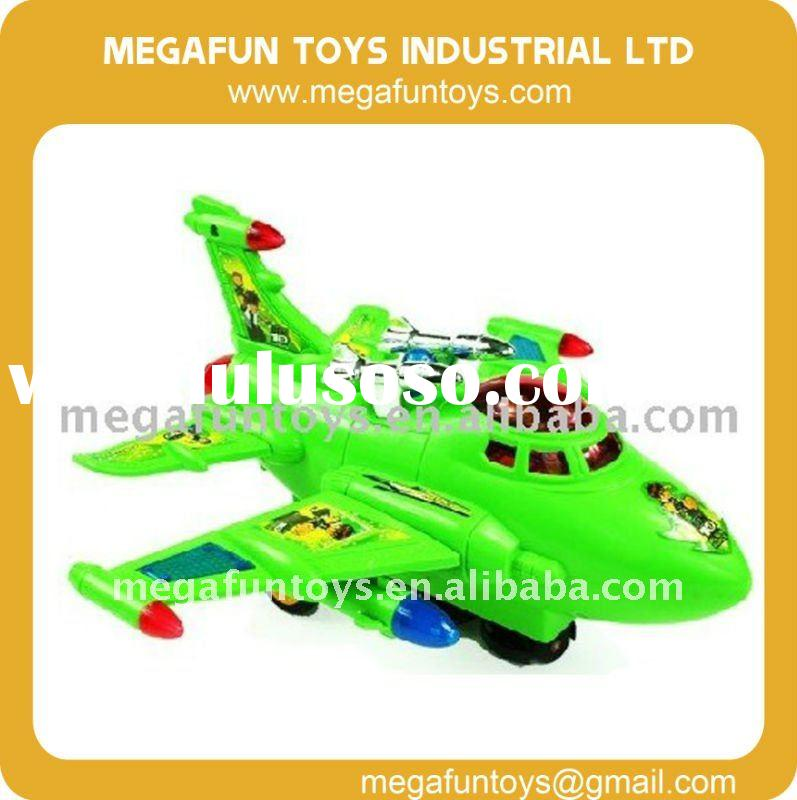 Ben10 B/O plane with light and sound MF BEN10 321 battery operated toy plane