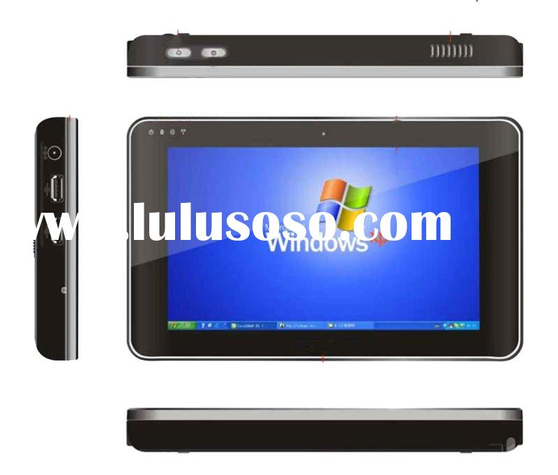 "Best 7 inch 7"" intel atom Z530 win7 windows 7 Tablet PC MID PDA UMPC Handheld Computer Handheld"