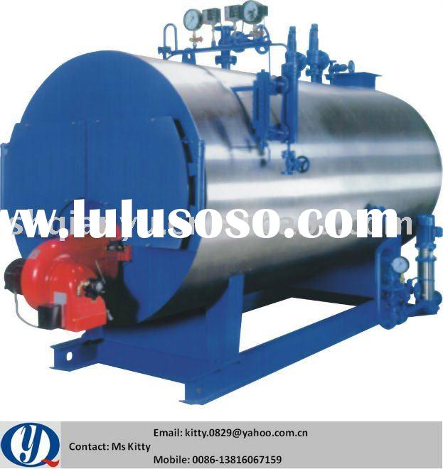 Boiler, Autoclaved aerated concrete (AAC) production line, Light weight block
