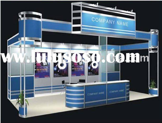Exhibition Booth Equipment : Booth exhibition designs