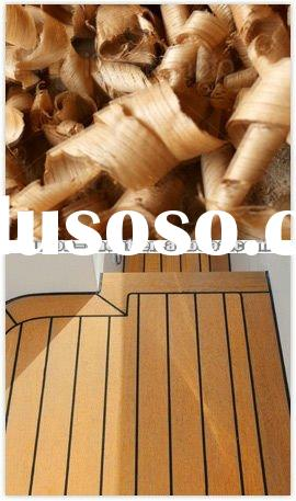 Burma Teak Wood Interior Decking flooring boat for sale
