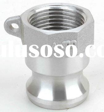 Cam & Groove Quick Release Hose Coupling - Type A