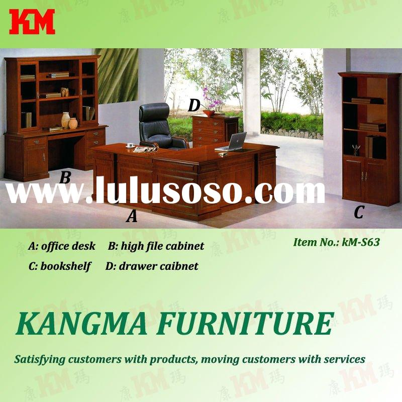 China antique high quality office furniture set S63#