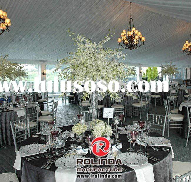 Classy Round Catering Banquet Folding Tables