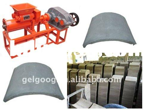 Clay Tile Making Machine for House Roof