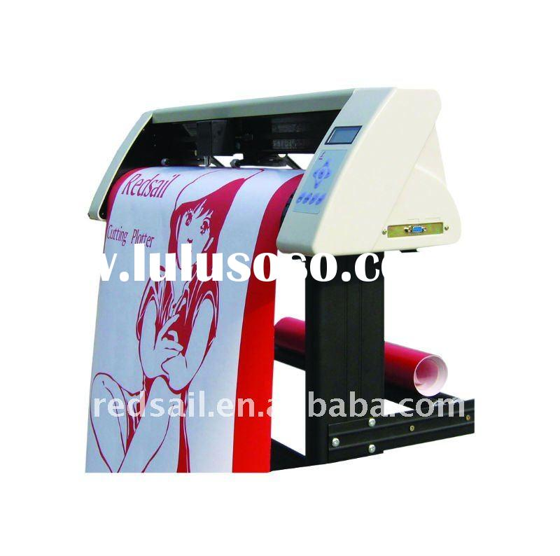 Contour cutting plotter for vinyl sticker RS720C