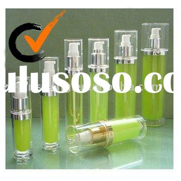 Cosmetic Packaging Lotion Dip Pump Bottles 228ml