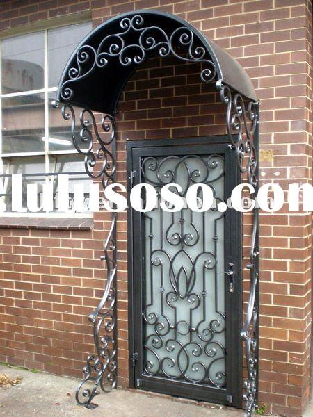 Wrought Iron Single Doors 450 x 600 · 63 kB · jpeg
