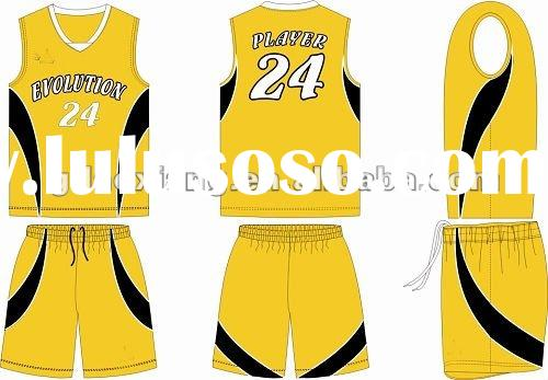 Custom basketball jersey/basketball uniform/basket wear