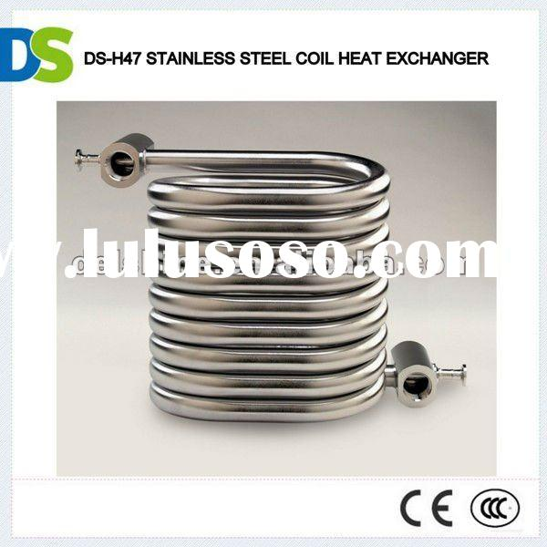 DS-H47 Stainless steel coil tube heat exchanger