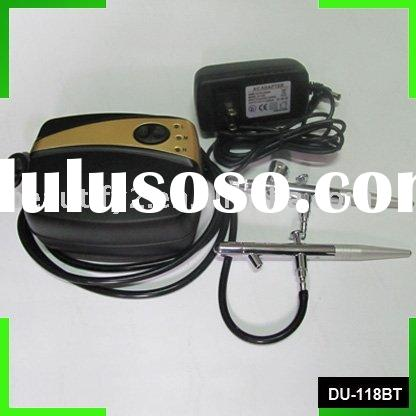 DU-118BT Makeup and tanning airbrush kit