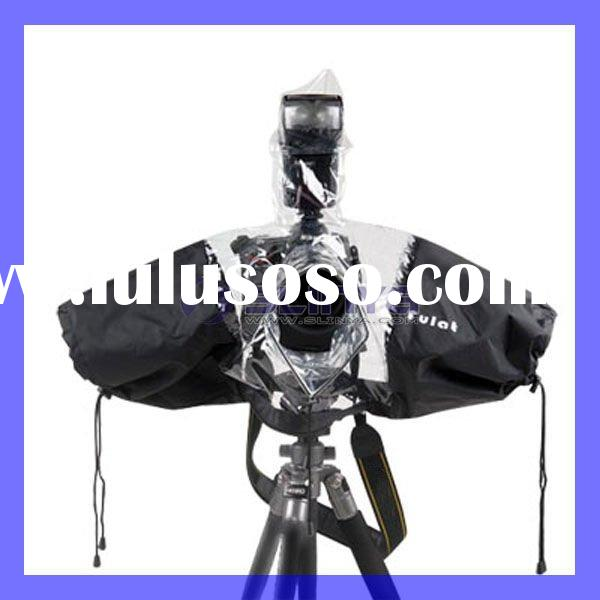 Digital Camera Rain Cover Camera Rainwear for Nikon D90 SLR DSLR Cameras