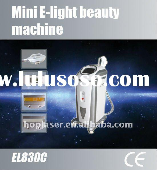 E-light beauty equipment professional manufacturer According to various skin problems