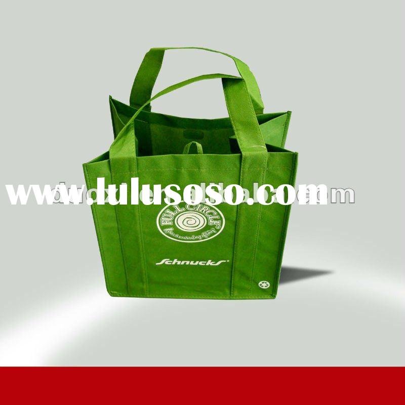 Eco-friendly recycle non woven Shopping bags