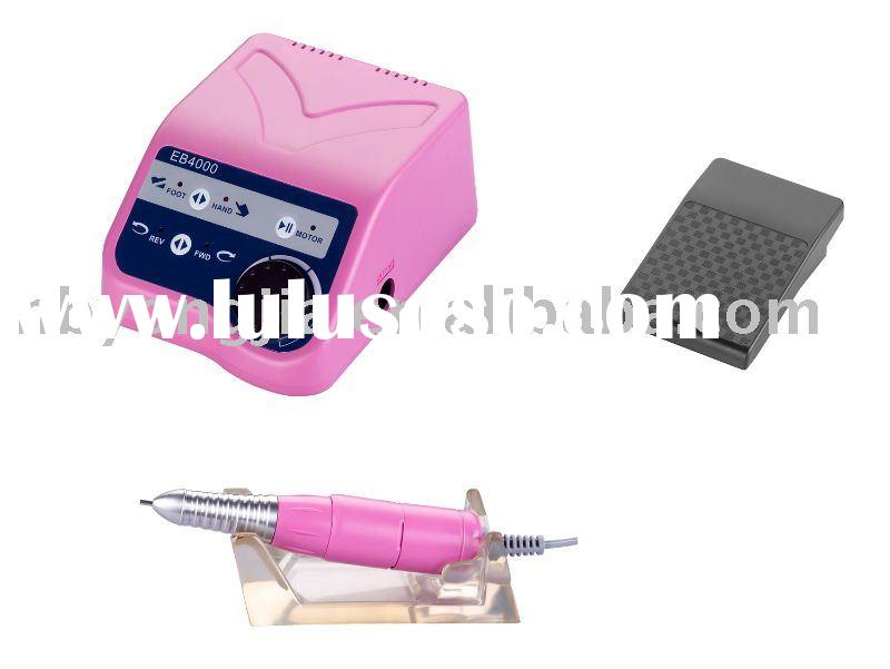 Electric nail drill for nail art/nail polisher/ manicure machine