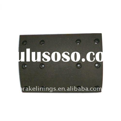 FMSI 4591 BPW,CARDI-CODER-DAF AUTO PARTS BRAKE LINING TRUCK ,HEAVY DUTY TRUCK, TRAILER