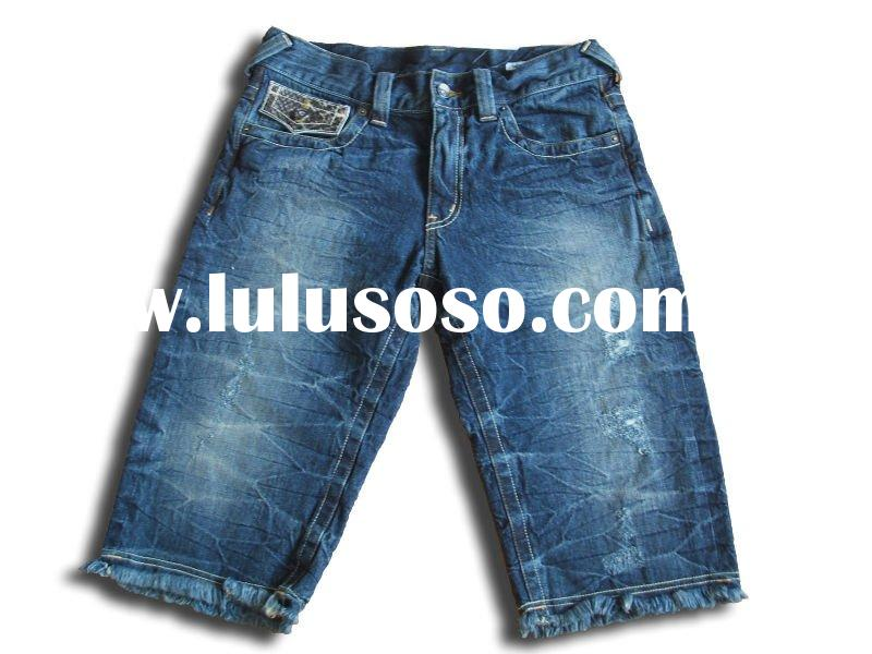 Fashion men's jeans (2011 new style)